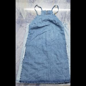 NWT Forever 21 denim dress with pockets